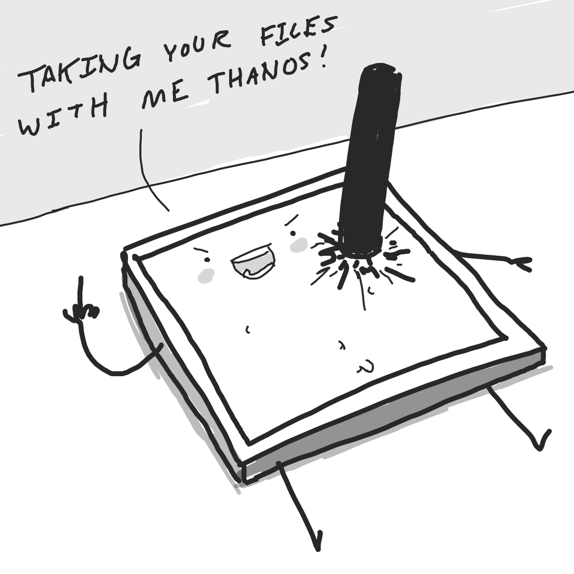 Drawing in How does it work? by Potato Man