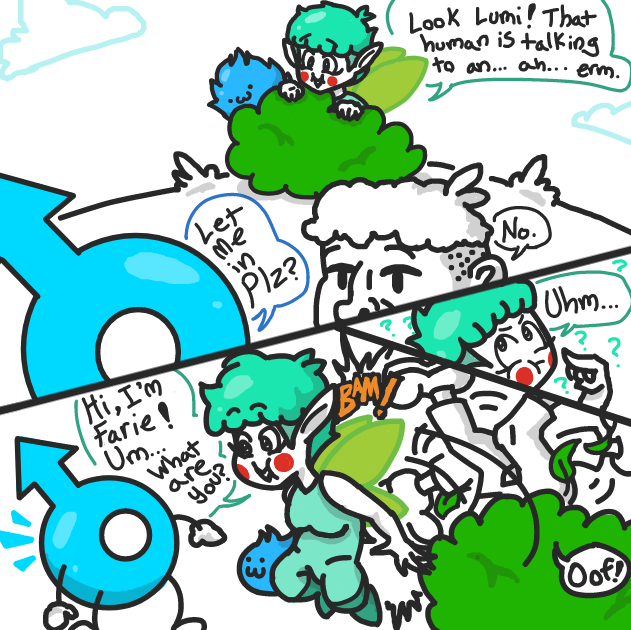 - Online Drawing Game Comic Strip Panel by xavvypls
